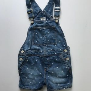 GAP Other - babyGap Denim Overalls